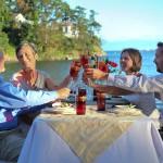 Evening Beach Dinner