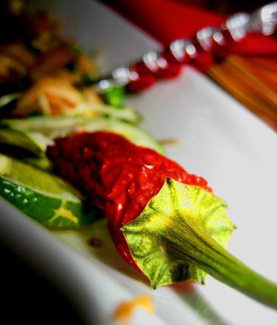 Sensuous Seductive Cuisine: Food, Spices & Passion