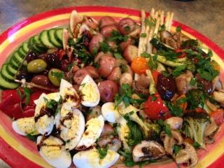 Large Nicoise Salad